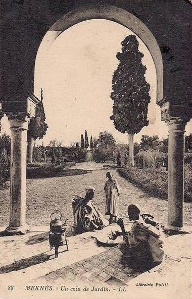 L'Ecole D'Horticulture de Meknès 1920_j10