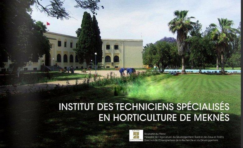 L'Ecole D'Horticulture de Meknès 3-inst11