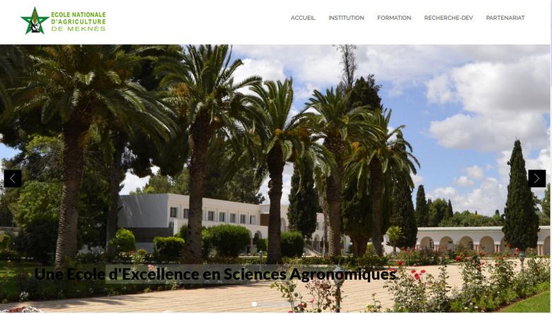 L'Ecole D'Horticulture de Meknès 8-inst10