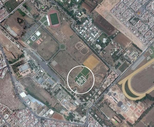 L'Ecole D'Horticulture de Meknès Ecole_12