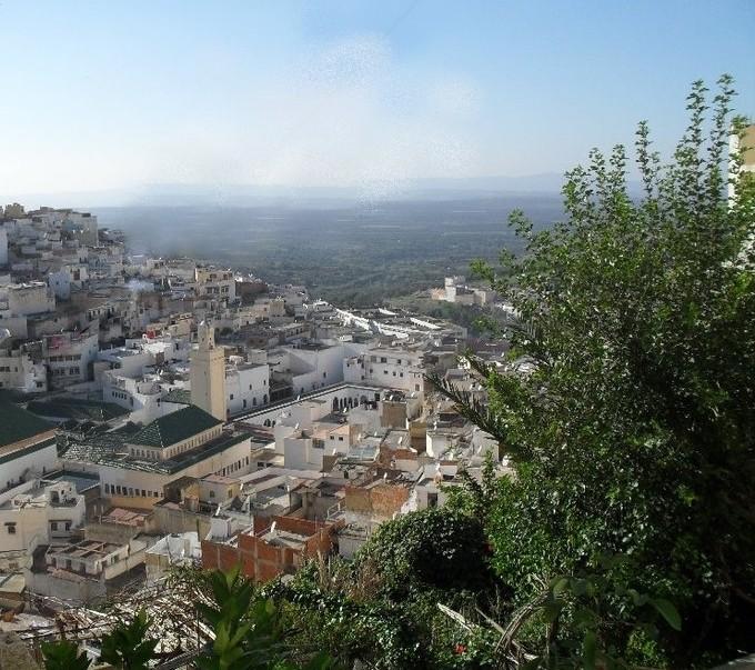 Les environs de Meknès 1 Moulay11