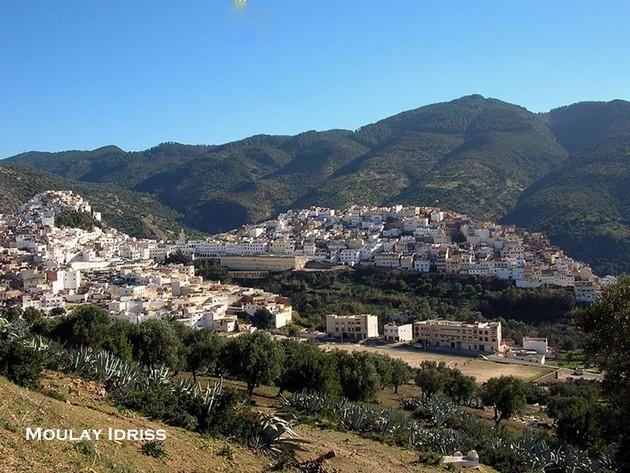 Les environs de Meknès 1 Moulay13