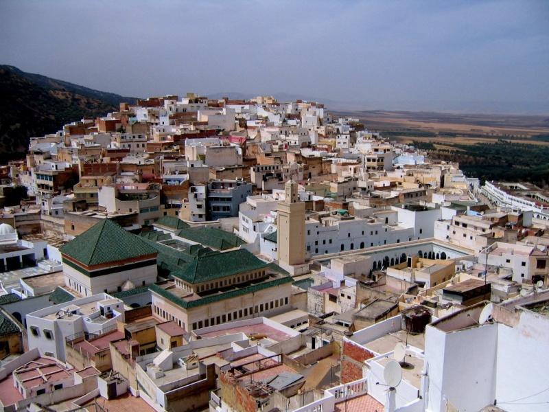 Les environs de Meknès 1 Panora10