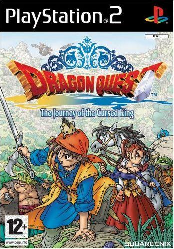 dragon quest - ps2 Dragon10