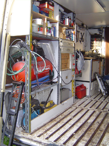 Photos de nos garages/ateliers Camion11