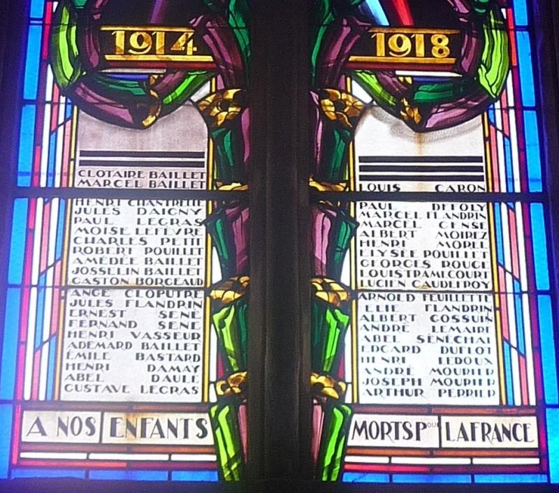 les vitraux Vitrai11