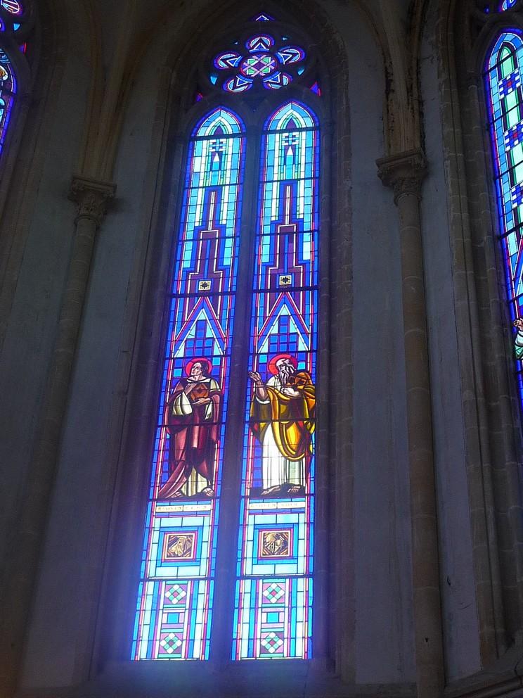 les vitraux Vitrai12