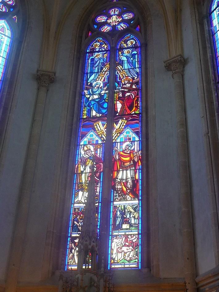 les vitraux Vitrai13