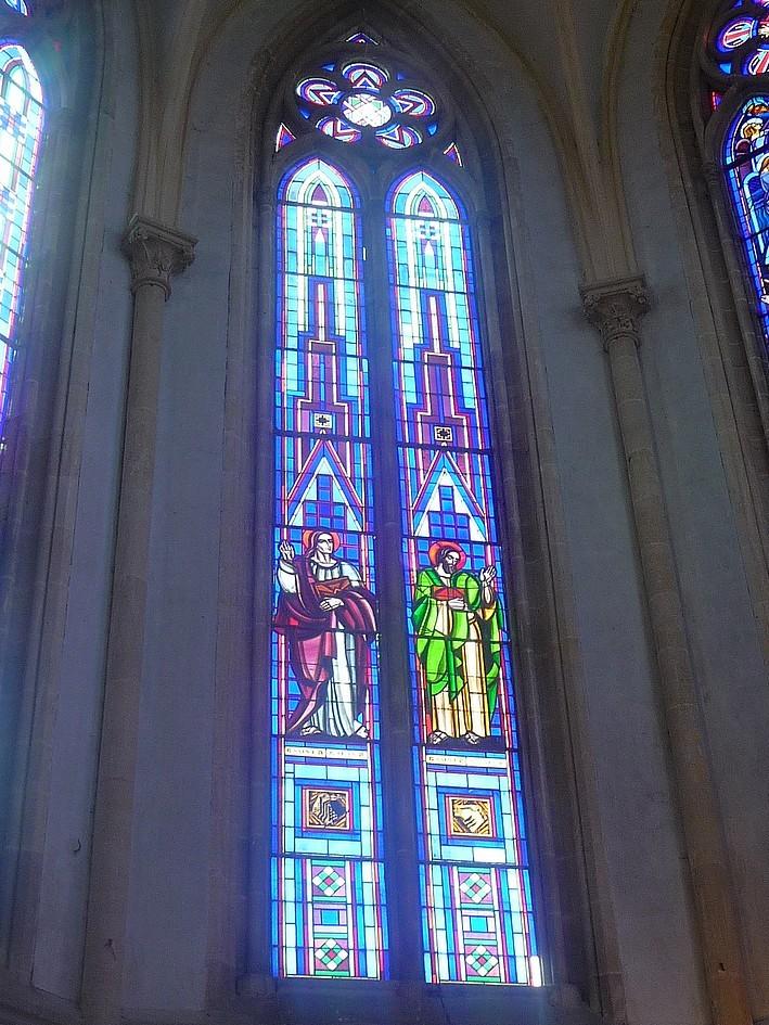 les vitraux Vitrai14