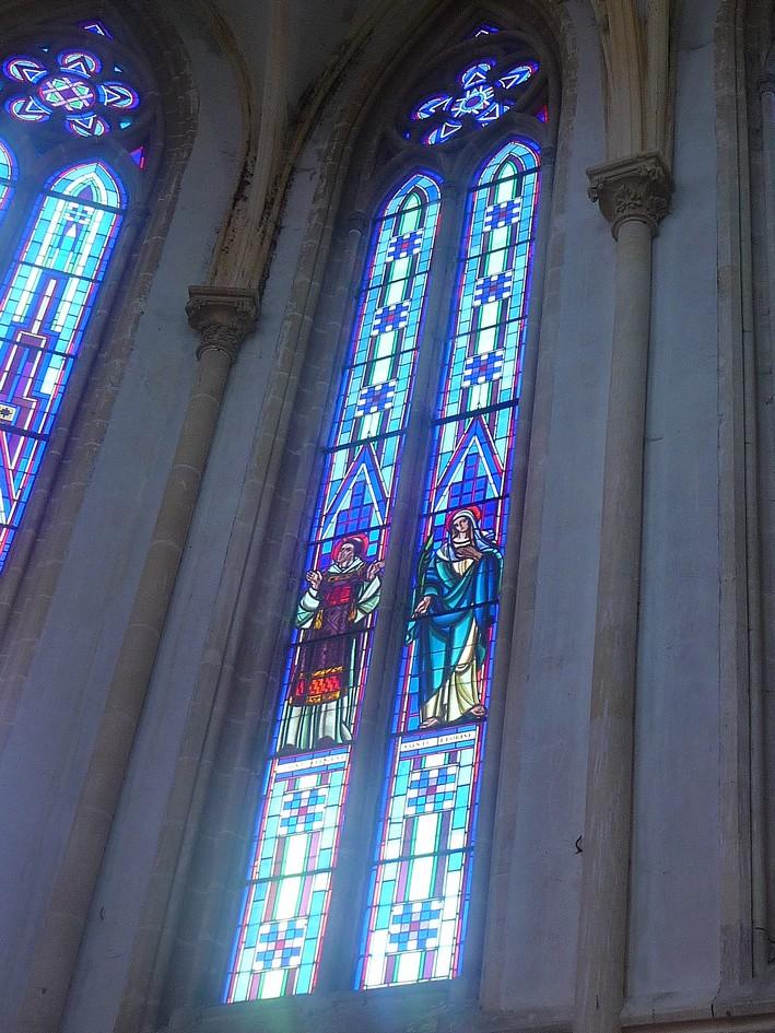 les vitraux Vitrai16