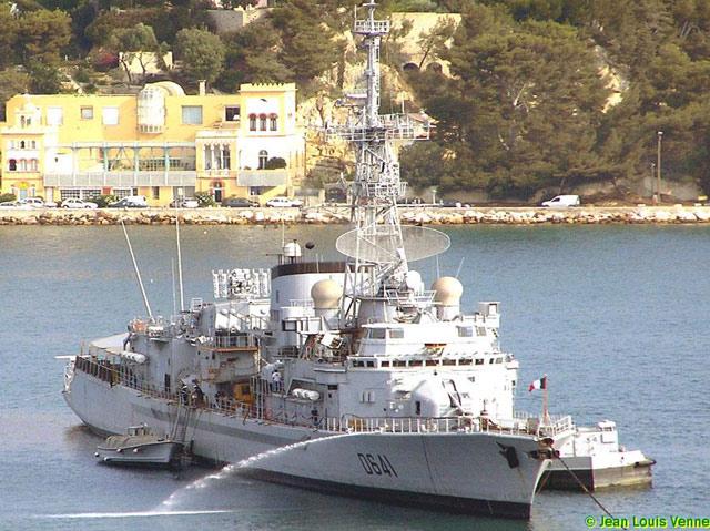 Les news en images du port de TOULON 11746510