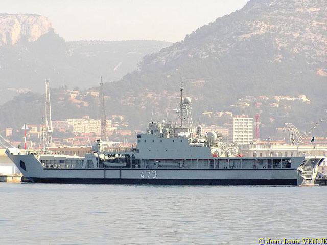 Les news en images du port de TOULON 11746515