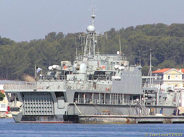 Les news en images du port de TOULON 11746516