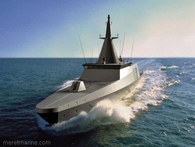 Les corvettes Gowind 431410
