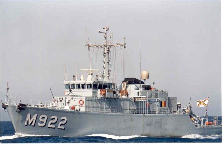 M922 Myosotis - Operation SOUTHERN BREEZE   M622ow10