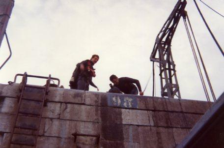 Plongeurs-démineurs Session sep-déc 1976 Plonge14