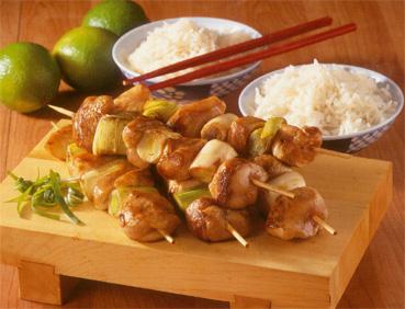 Yakitori - Brochettes de poulet Yakito10