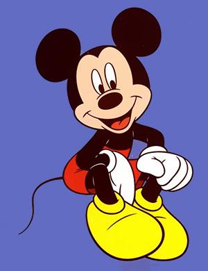 Comment préférez-vous que les persos Disney soient dessinés? Mick11