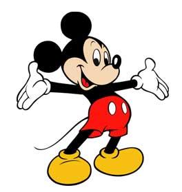 Comment préférez-vous que les persos Disney soient dessinés? Mickey10