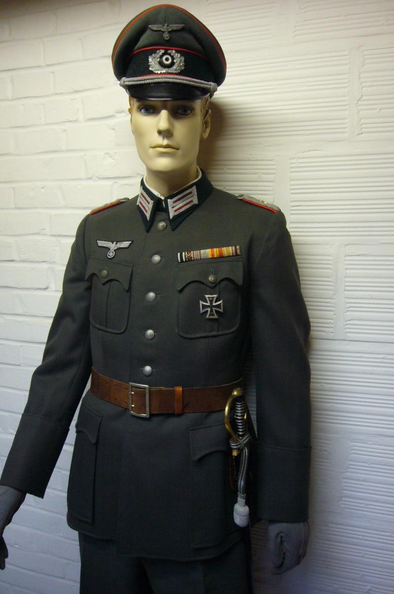 Major artillerie et leutnant cavalerie P1080321