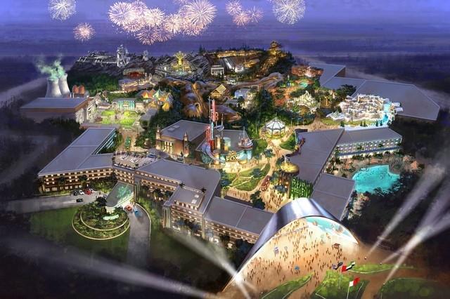 20th Century Fox World Dubai (2020) 20foxw10
