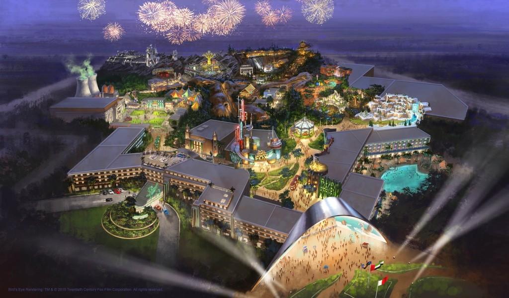 20th Century Fox World Dubai (2020) 20th-c10