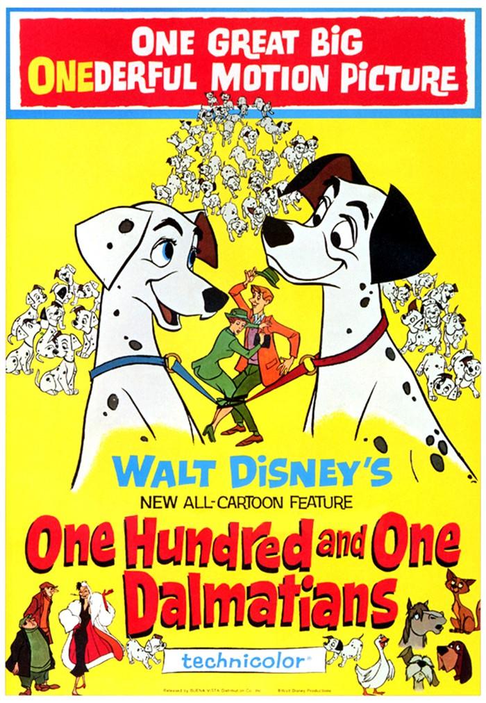 Les 101 Dalmatiens [Walt Disney - 1960] 1961-d11