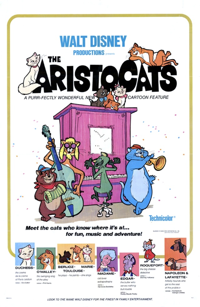 [Walt Disney] Les Aristochats (1970) 1970-a10