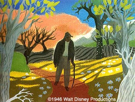 Les grands artistes Disney 2210