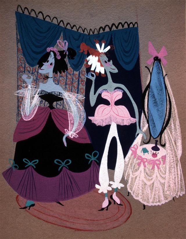 [Walt Disney] Cendrillon (1950) Blair_11