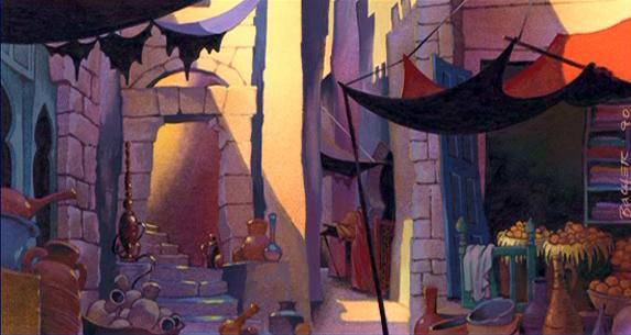 Aladdin [Walt Disney - 1992]  Pdvd_089