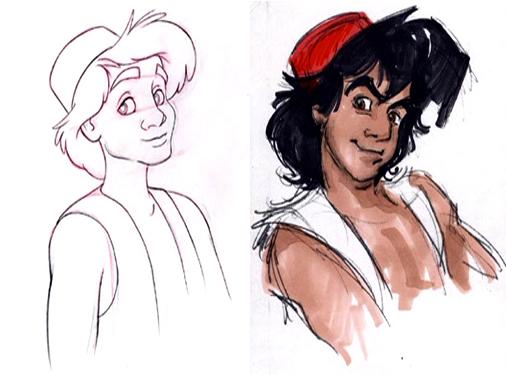 Aladdin [Walt Disney - 1992]  Pdvd_093