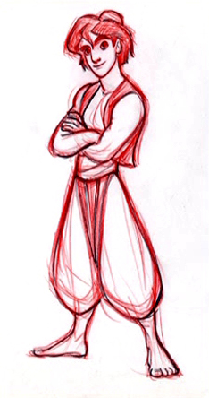 Aladdin [Walt Disney - 1992]  Pdvd_094