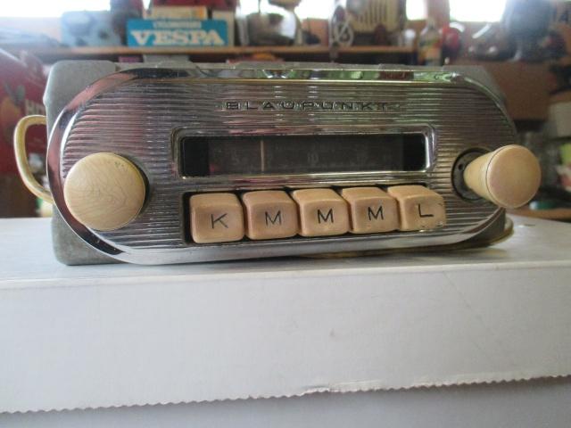 Radio Blaupunkt 50 - 60 . .  Img_1211