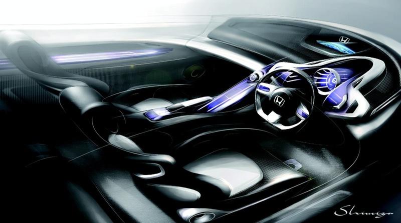 [Présentation] Le design par Honda 90710013