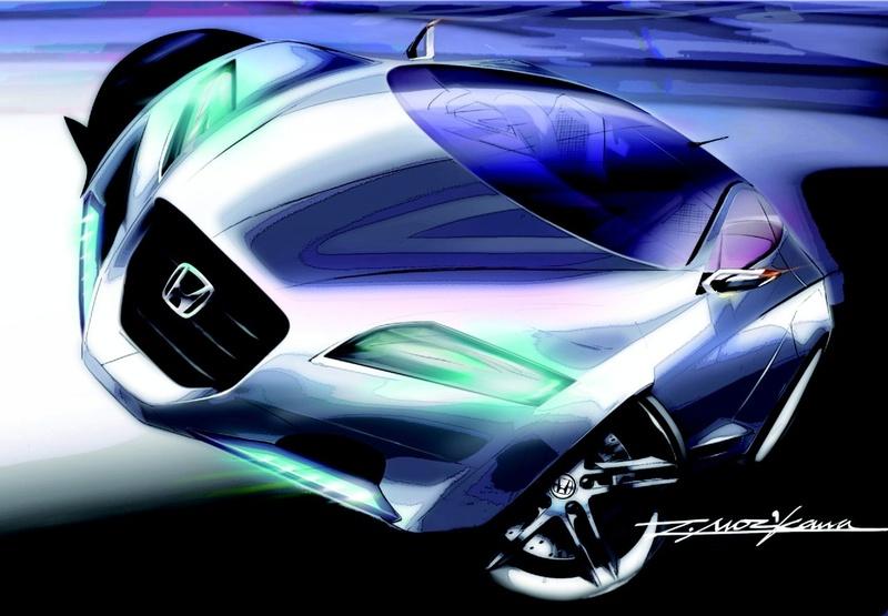 [Présentation] Le design par Honda 90710014
