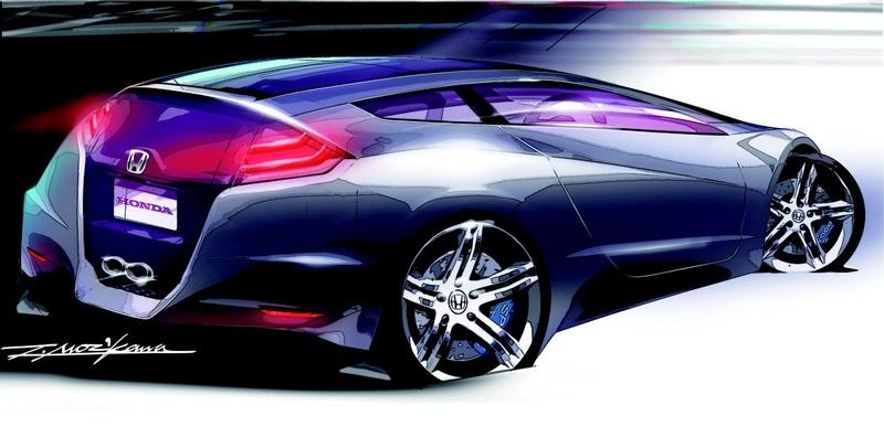 [Présentation] Le design par Honda 90710015