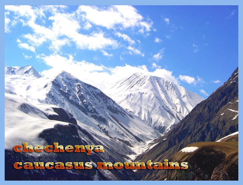 nature in chechenya 50420410