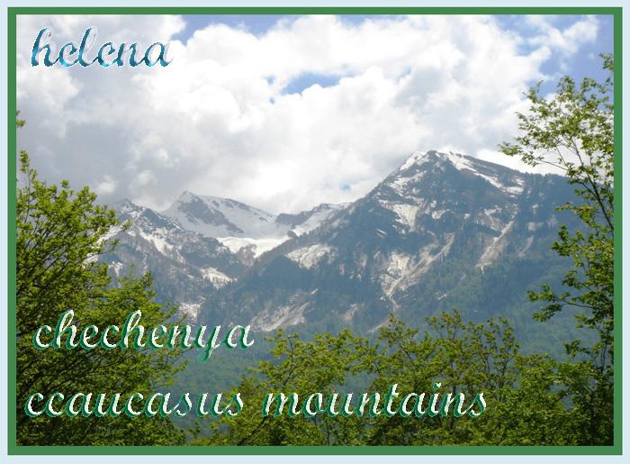 nature in chechenya 50429310