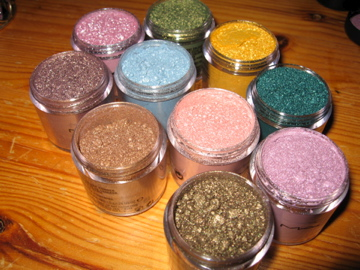 Poudre éclat de couleur (Pigments) Img_0012