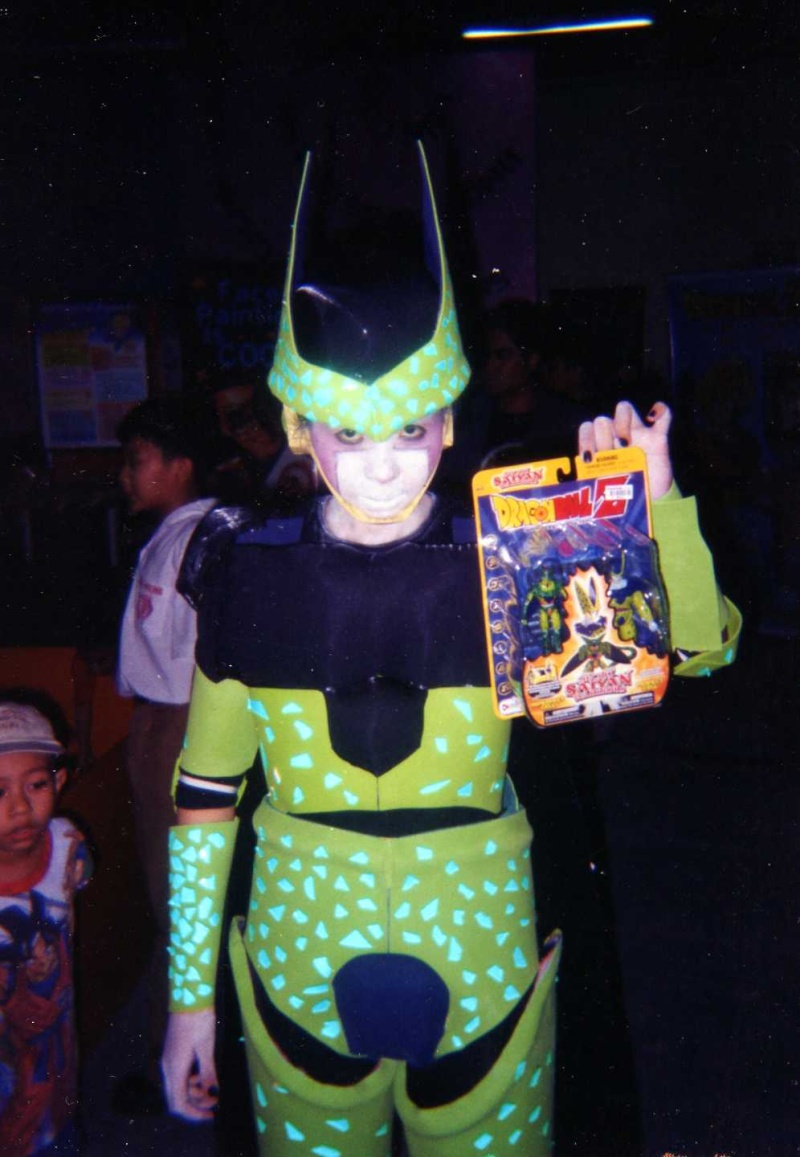 Cosplay Dragon Ball ^^ 10510