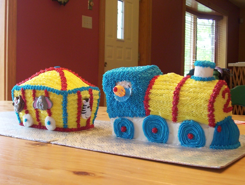 Gâteaux de fête et d'occasions spéciales 100_1111