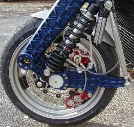 speed triple mono-bras arrière + avant Produc13