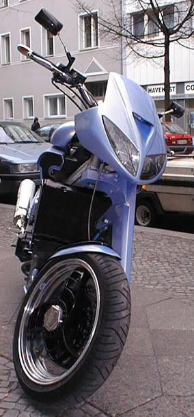 speed triple mono-bras arrière + avant Vmaxvo10