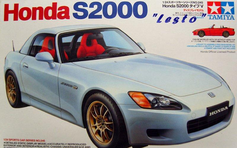 Honda S2000 S200010