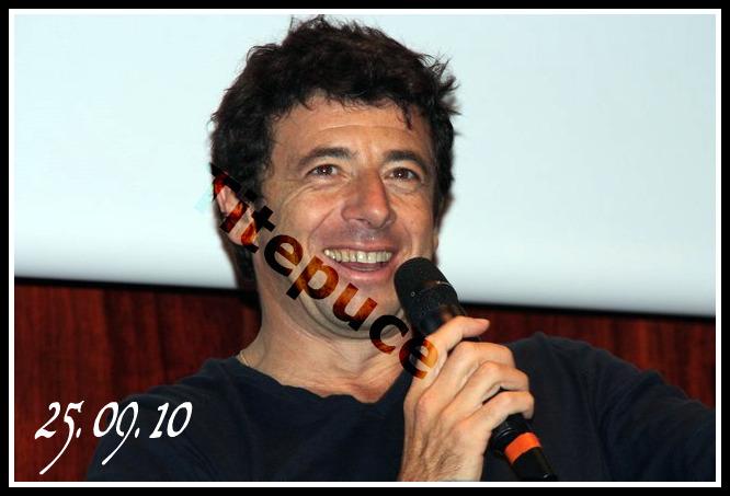 """Patrick au """"SPECTACULAIRE"""" cet aprem Copyri10"""