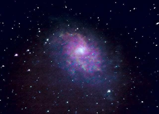 Observation du 7 Octobre 2007 (M13, M33) M33_7o11