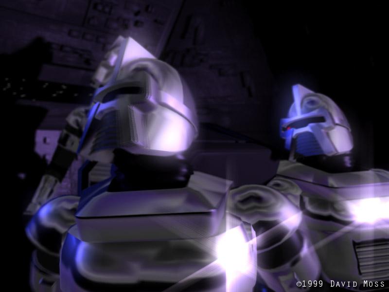 Galáctica estrella de combate (serie) Davidm10