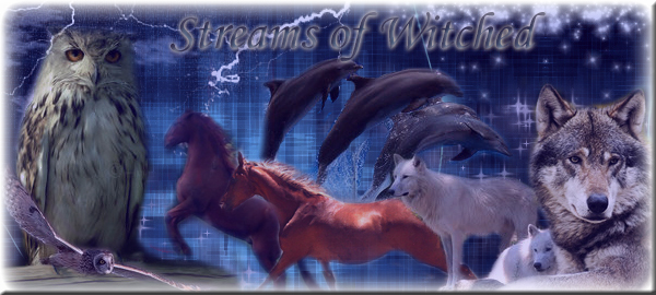 streams of witched