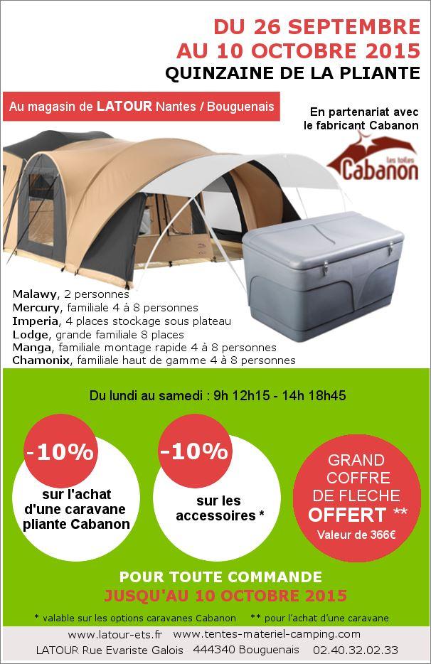 offre Latour pliante Cabanon Captur11